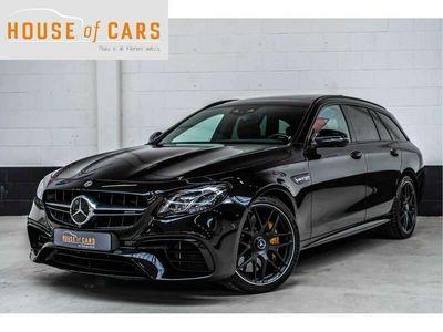 tweedehands Mercedes E63 AMG Estate 700pk 4MATIC Premium Plus Ceramic|Carbon|HU