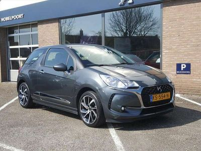 tweedehands DS Automobiles DS3 1.2 PureTech 110pk S&S So Chic Navigatie Cruise &