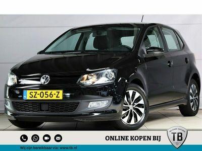 tweedehands VW Polo 1.0 TSI 95pk Airco Bluetooth Stoelverwarming Cruise 38