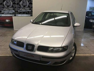 tweedehands Seat Toledo 1.6-16V Sport 4DRS 1STE EIGENAAR !!! AIRCO !!!
