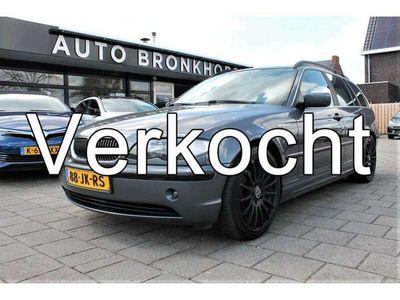 tweedehands BMW 325 325 Touring i EXECUTIVE | AUT | SPORTSTOELEN | NAVI