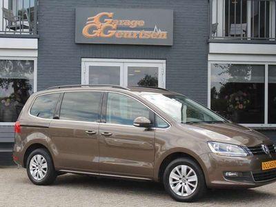 tweedehands VW Sharan 1.4TSI 150PK Comfortline 7-Persoons, Navigatie, Cr