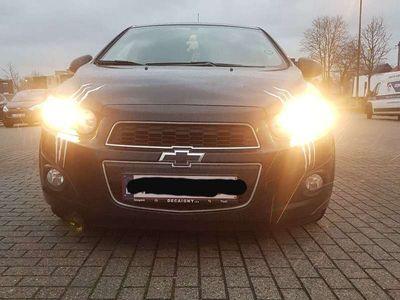 tweedehands Chevrolet Aveo 1.4 Automatik LT