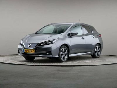 tweedehands Nissan Leaf 40kWh TEKNA, Automaat, LED, € 24.400