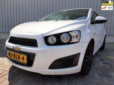 tweedehands Chevrolet Aveo 1.3D LT Airco Export Schade