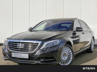tweedehands Mercedes S500 Limousine Lang Automaat | Panoramadak | Distronic