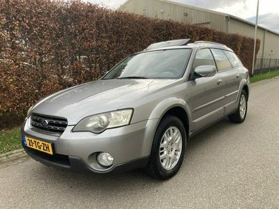 tweedehands Subaru Outback 2.5i Comfort / AUTOMAAT / PANORAMADAK / LPG-G3