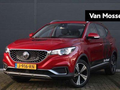 tweedehands MG ZS EV Electric 143pk Luxury voor €381,- per maand!