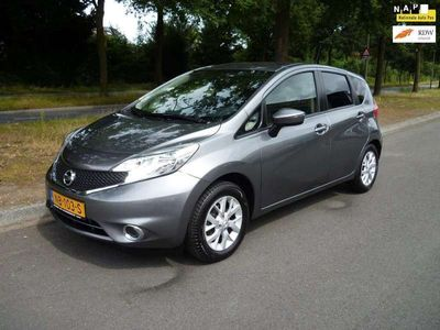 tweedehands Nissan Note 1.2 Connect Edition 2017 NAVI CLIMA CRUISE