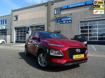 tweedehands Hyundai Kona 1.0T Essence|NL-Auto|Navi|Cruise|Clima|1e eig. |Rijklaarprijs!