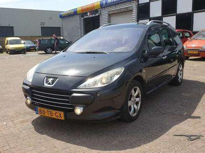 tweedehands Peugeot 307 SW 2.0-16V Oxygo Nieuwe model. Goed rijdende auto