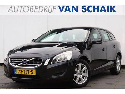 tweedehands Volvo V60 1.6 T4 Kinetic | 180 PK | AUTOMAAT | NAVI | CRUISE | CLIMATE | LMV |
