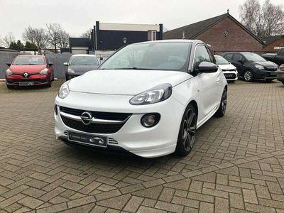 tweedehands Opel Adam 1.4 Turbo Rocks S 150PK | Navigatie | Climate Cont