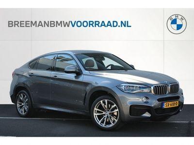 tweedehands BMW X6 xDrive40d High Executive M Sport Aut. Zojuist binn