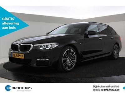 tweedehands BMW 520 5 Serie Touring d M-Sportpakket High Executive (np €76.500,- 32000km!!)