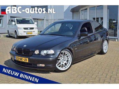 tweedehands BMW 325 3 Serie ti Compact Exe