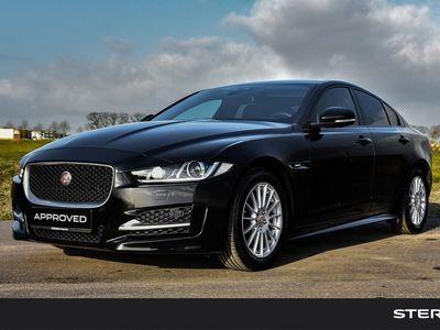 tweedehands Jaguar XE 2.0D 163pk E-Performance Automaat R-Sport