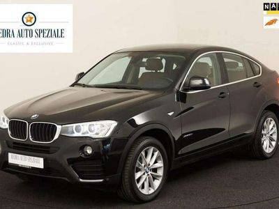 tweedehands BMW X4 XDrive20i High Executive / trekhaak / leer / navi