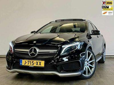tweedehands Mercedes GLA45 AMG AMG 4Matic Edition 1, PANO-DAK ,aankoopkeuring toegest