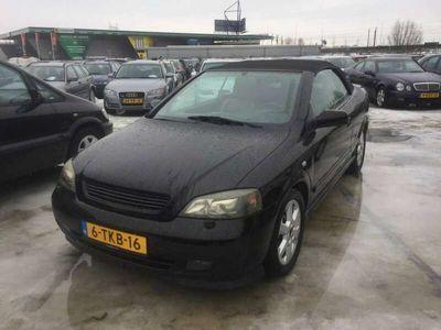 tweedehands Opel Astra Cabriolet 2.2-16V