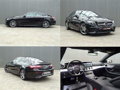 tweedehands Mercedes 300 E-KLASSE CoupéPremium * AMG LINE * LEER * CAMERA !!