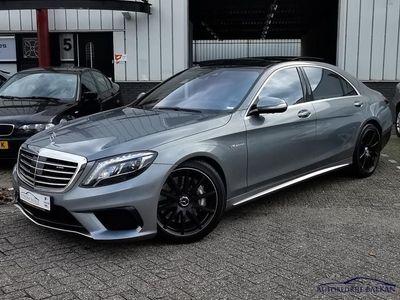 tweedehands Mercedes S63 AMG S-KlasseAMG 4 MATIC Lang