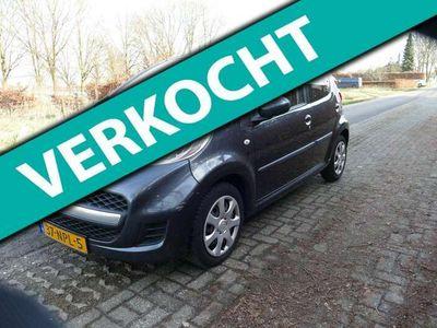 tweedehands Peugeot 107 1.0-12V XS airco NAP