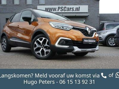 tweedehands Renault Captur 0.9 TCe Intens Bluetooth/Cruise/Leder/PDC