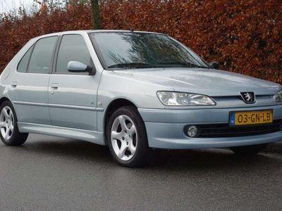 tweedehands Peugeot 306 XS 1.8 16V, 5 deurs, LPG airco