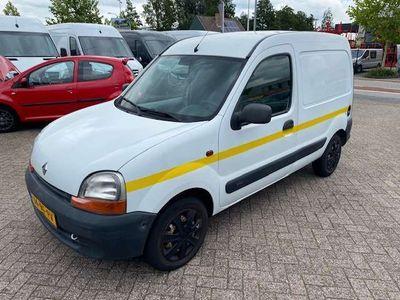 tweedehands Renault Kangoo 1.9D Confort MET APK