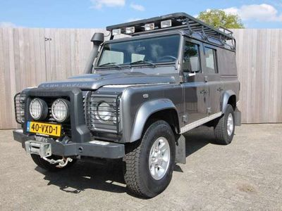 tweedehands Land Rover Defender 110 Td4 commercial 5 deurs