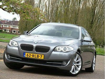 tweedehands BMW 525 5 Serie d 204PK+ / M-Sport High Ex. / I-Drive + LED *NAP*