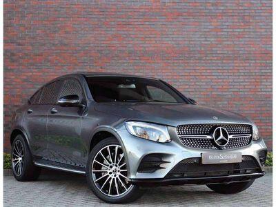 tweedehands Mercedes 250 GLC Coupé4MATIC Premium