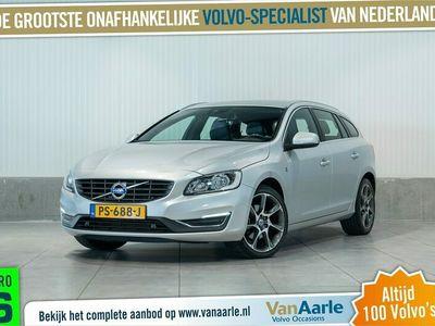 tweedehands Volvo V60 2.0 D2 Ocean Race Leder Navigatie 120pk