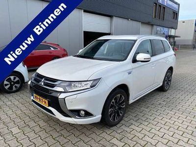 tweedehands Mitsubishi Outlander  2.0 PHEV Executive Edition EXCL. BTW 1e EIG | NAVI | CAMERA | HALF LEER
