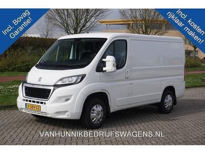 tweedehands Peugeot Boxer 330 2.0HDI L1H1 110PK €224 / Maand Airco, Cruise,