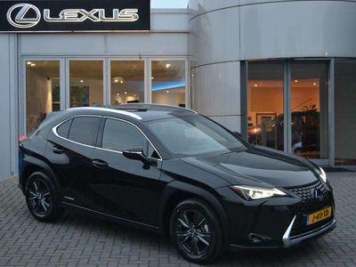 tweedehands Lexus UX 250h Luxury Line, Leder, Stoelvw, Έlectric