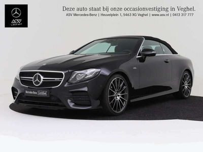tweedehands Mercedes E53 AMG AMG Cabriolet 4MATIC Carbon interieur, Burmester gelui