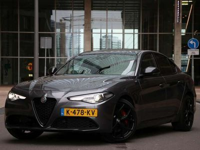 tweedehands Alfa Romeo Giulia 2.0T B-Tech | 200pk | automaat | pano | leer |