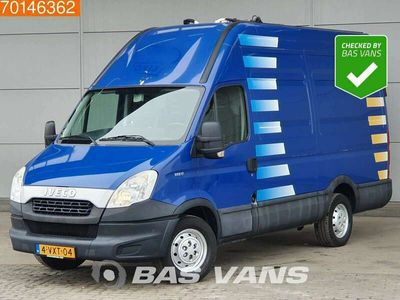tweedehands Iveco Daily 35S17 3.0 170PK L3H3 Laadklep Airco Cruise Camera