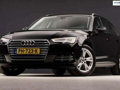 tweedehands Audi A4 Avant 1.4 TFSI Sport Edition Automaat (NAVIGATIE, DYNAMISCHE KNIPPERLICHTEN, XENON, SPORTSTOELEN, BLUETOOTH, NIEUWSTAAT)