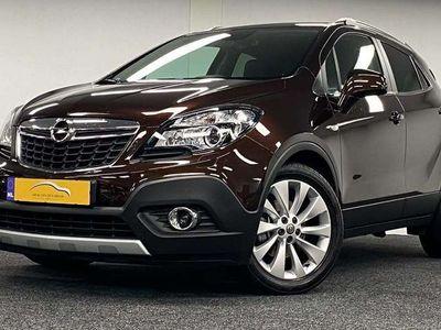 tweedehands Opel Mokka 1.4 T Cosmo*140Pk*Automaat*Navi*Camera*Leder*Stoel