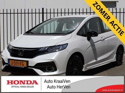 tweedehands Honda Jazz 1.5 i-VTEC 130pk CVT Dynamic | LED | NAVI