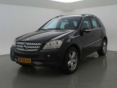 tweedehands Mercedes ML280 CDI V6 190 PK V6 AUT7 + AIRMATIC LUCHTVERING / SCH