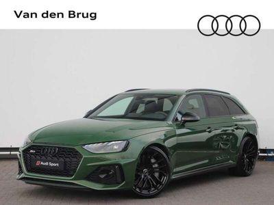 tweedehands Audi RS4 Avant 2.9 TFSI quattro 450pk | Matrix LED | Bang&Oufsen | Panoramadak | Keramische Remmen | Achteruitrijcamera | Optiek Carbon | Virtual Cockpit