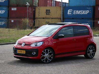 tweedehands VW up! 1.0 TSI GTI |pano|116PK|camera|applecarplay|sounds