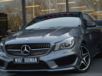 tweedehands Mercedes CLA250 AMG-Line Aut. Navi Xenon Clima Camera Night Pdc