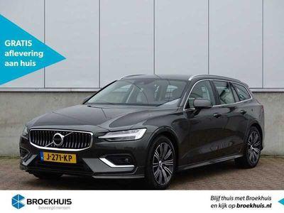 tweedehands Volvo V60 B3 Automaat Inscription | Camera | Navigatie | Standkachel | Trekhaak | Keyless | Adaptive Cruise | BLIS