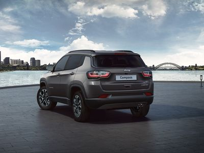 tweedehands Jeep Compass PHEV Limited Edition 190 pk