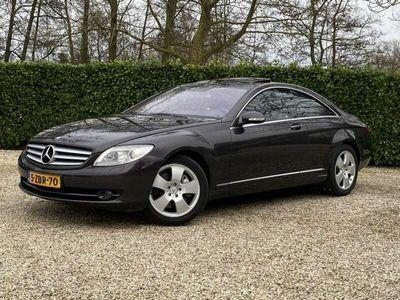 tweedehands Mercedes CL500 *Volledige historie aanwezig*